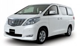 Toyota Alphard For Wedding