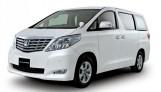 Sewa Mobil Toyota Alphard