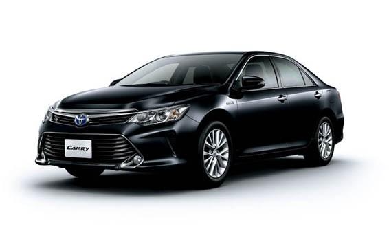 Rental Mobil Toyota Camry New Hybrid  Sleman