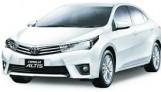 Sewa Mobil Toyota Corolla Altis