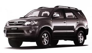 rental mobil Toyota All New Fortuner  Papua