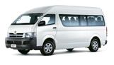Rental Mobil Toyota Hiace  Bekasi
