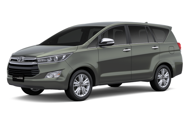 Sewa mobil Toyota New Innova Reborn BEST PRICE  di Bali