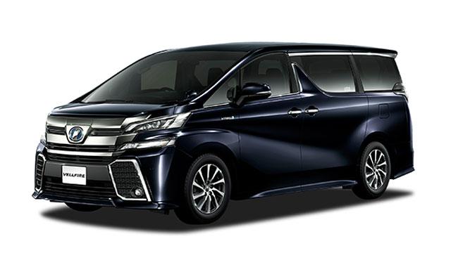 Sewa mobil Toyota All New Vellfire  di Bali
