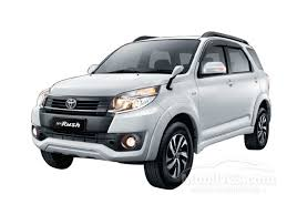 rental mobil Toyota Rush  Lombok City