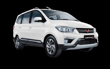 Rental Mobil Wuling Motors Confero S  Sleman