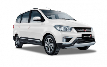 Rental Mobil Wuling Motors Confero S  Palu