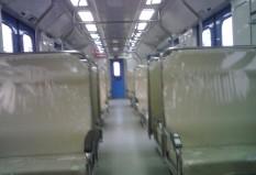 Interior Arjuna Express