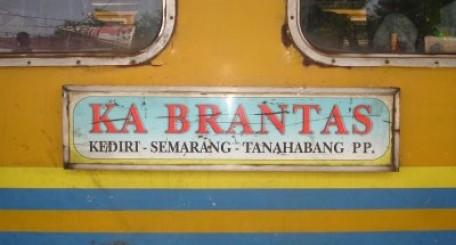 Tiket Kereta Api Brantas - Jadwal, Harga Promo | tiket com