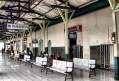 Pesan Tiket Kereta Api ke Banjar - Banjar