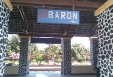 Pesan Tiket Kereta Api ke Nganjuk - Baron