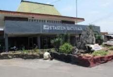 Pesan Tiket Kereta Api ke Ogan Komering Ulu - Baturaja