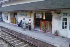 Objek Wisata Stasiun Caruban