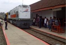 Pesan Tiket Kereta Api ke Sukabumi - Cibadak