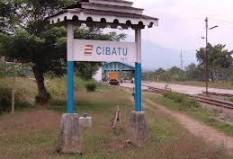 Objek Wisata Stasiun Cibatu