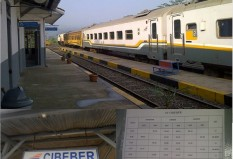 Pesan Tiket Kereta Api ke Cianjur - Cibeber