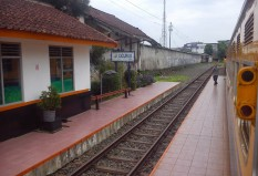 Objek Wisata Stasiun Cicurug