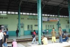 Objek Wisata Stasiun Cikampek