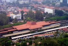 Pesan Tiket Kereta Api ke Jakarta - Gambir