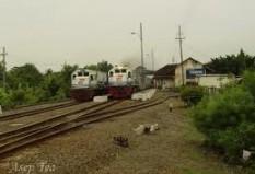 Pesan Tiket Kereta Api ke Ngawi - Geneng