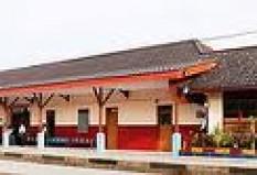 Objek Wisata Stasiun Haurgeulis