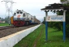 Pesan Tiket Kereta Api ke Bandung - Haurpugur