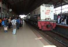 Pesan Tiket Kereta Api ke Jakarta - Jatinegara