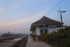 Objek Wisata Stasiun Jenar