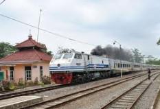 Pesan Tiket Kereta Api ke Cilacap - Jeruklegi