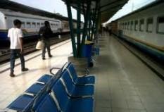 Pesan Tiket Kereta Api ke Palembang - Kertapati
