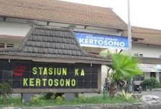Pesan Tiket Kereta Api ke Nganjuk - Kertosono