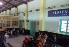 Objek Wisata Stasiun Klaten