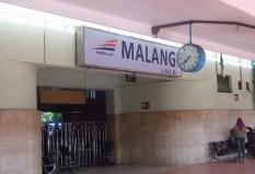 Objek Wisata Stasiun Malang