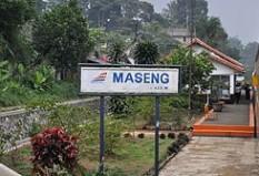Pesan Tiket Kereta Api ke Bogor - Maseng
