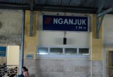 Pesan Tiket Kereta Api ke Nganjuk - Nganjuk