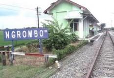 Pesan Tiket Kereta Api ke Grobogan - Ngrombo