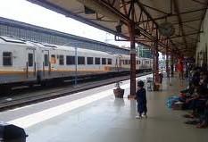 Pesan Tiket Kereta Api ke Jakarta - Pasar Senen