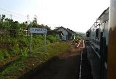 Pesan Tiket Kereta Api ke Blitar - Pogajih