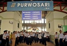 Pesan Tiket Kereta Api ke Solo - Surakarta - Purwosari