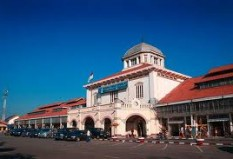 Pesan Tiket Kereta Api ke Semarang - Semarangtawang