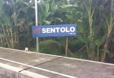 Objek Wisata Stasiun Sentolo