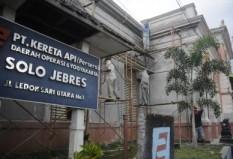 Pesan Tiket Kereta Api ke Solo - Surakarta - Solojebres