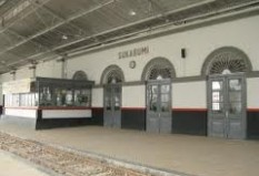 Pesan Tiket Kereta Api ke Sukabumi - Sukabumi