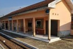 Objek Wisata Stasiun Sumpiuh