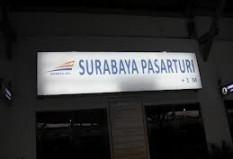 Pesan Tiket Kereta Api ke Surabaya - Surabaya Pasar Turi